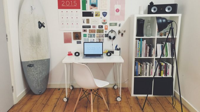 Häufig Savoir organiser et décorer son bureau – KelDeco WS34
